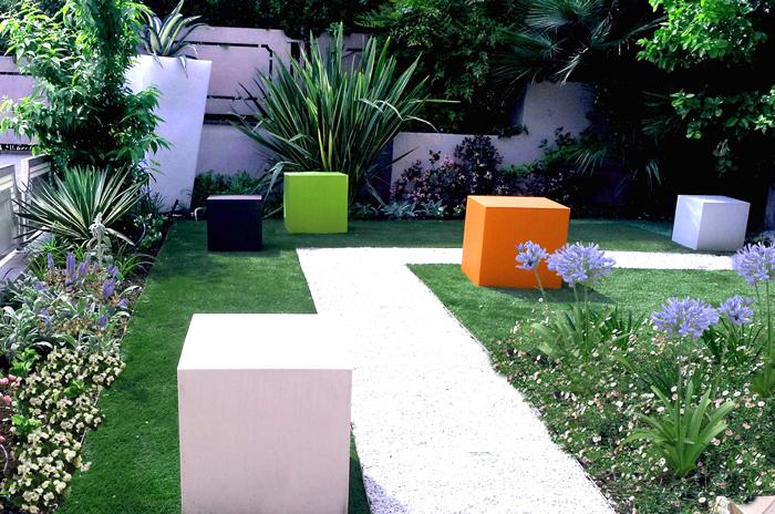 Maestri giardini progetti di giardini for Esempi di giardini